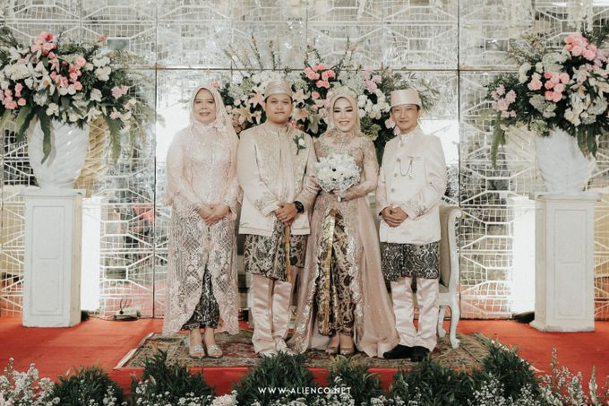 The Wedding Of Shella & Lutfi by alienco photography - 032