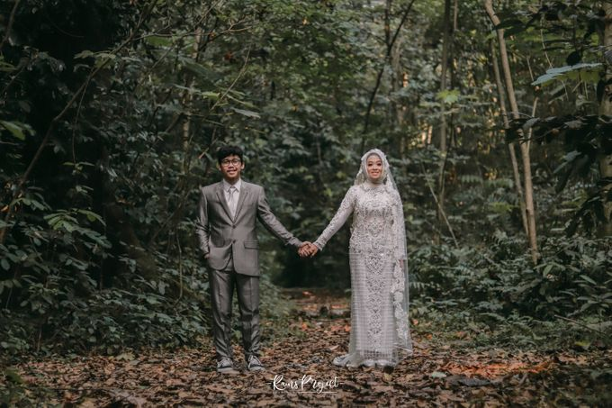 The Journey of Okta & Vina by Rains Project - 001