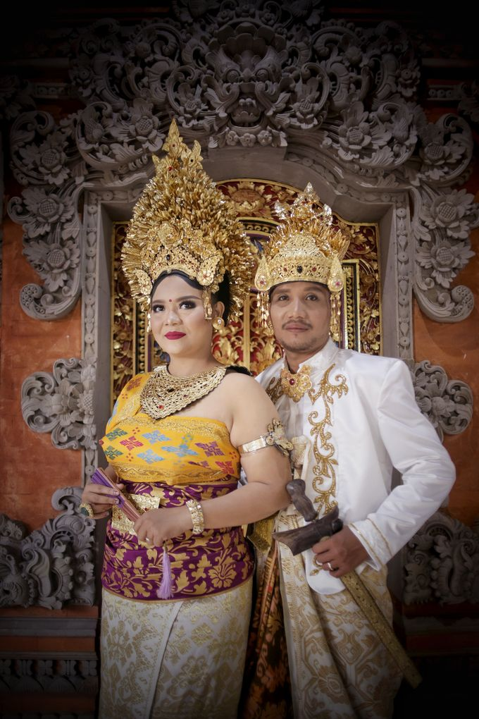 The Wedding Of Sudira & Cahya by 123 Wedding Photography - 006