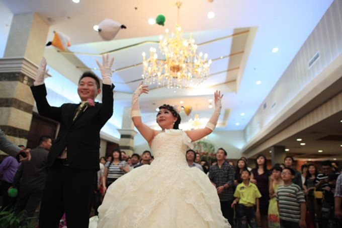 the wedding of Rudy & Yolin - 26 Oktober 2012 by Full House the organizer & entertainment - 016