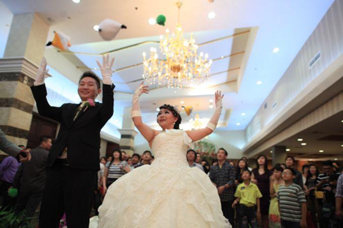 the wedding of Rudy & Yolin - 26 Oktober 2012 by Full House the organizer & entertainment - 016