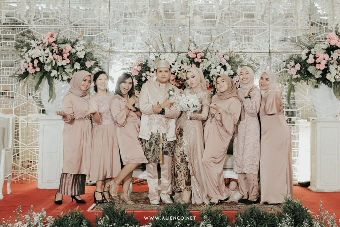The Wedding Of Shella & Lutfi by alienco photography - 033
