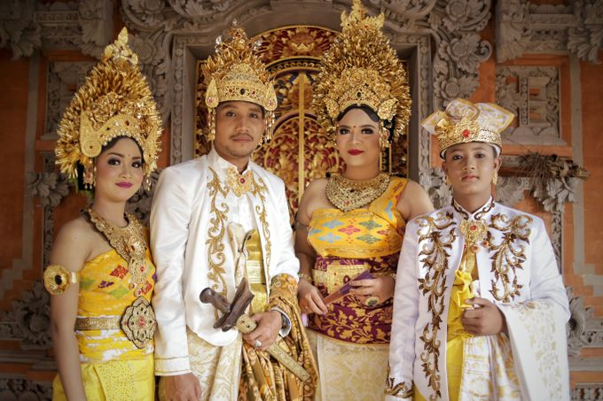 The Wedding Of Sudira & Cahya by 123 Wedding Photography - 003