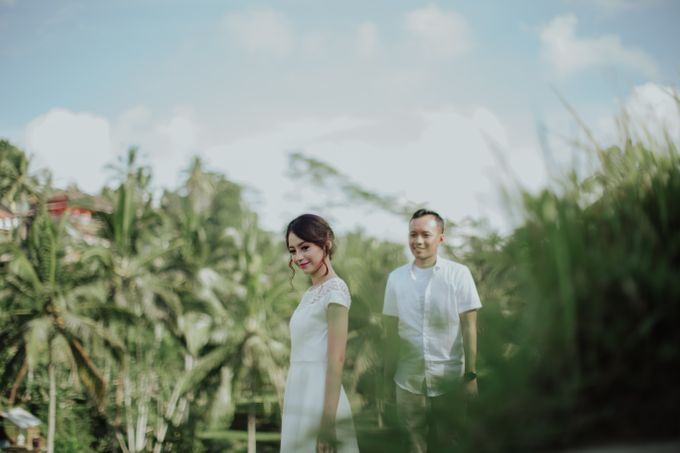 Bali Prewedding Diana & Andre by Hexa Images - 007