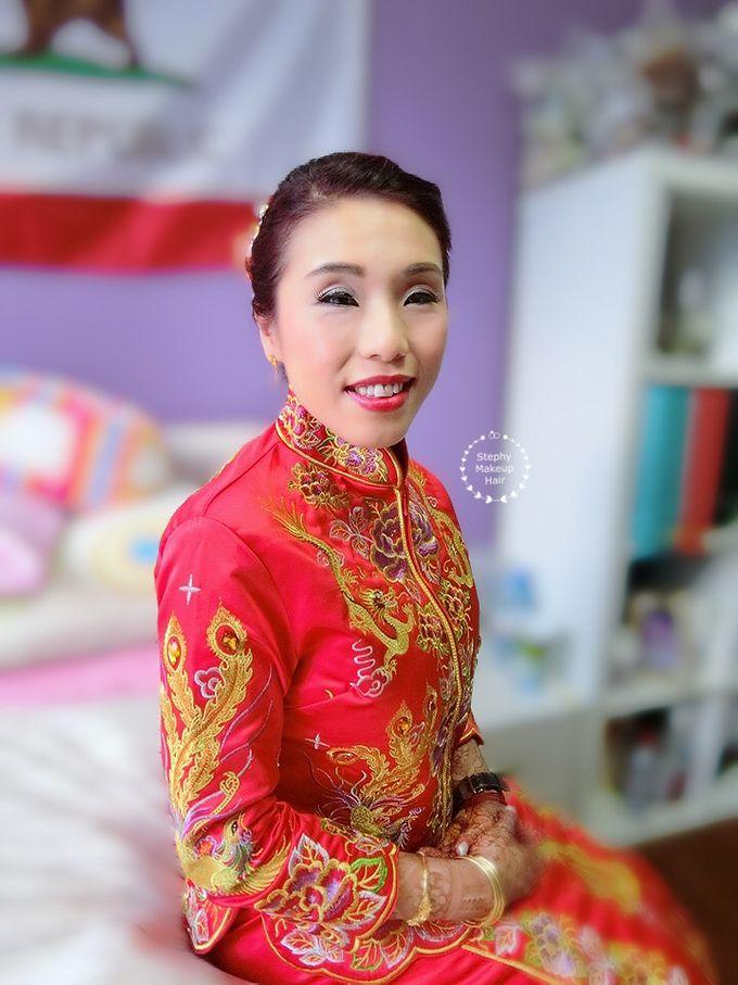 Actual Day Qun Kua Roberta by Stephy Ng Makeup and Hair - 004