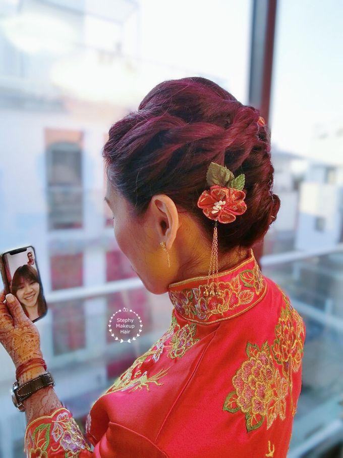 Actual Day Qun Kua Roberta by Stephy Ng Makeup and Hair - 001
