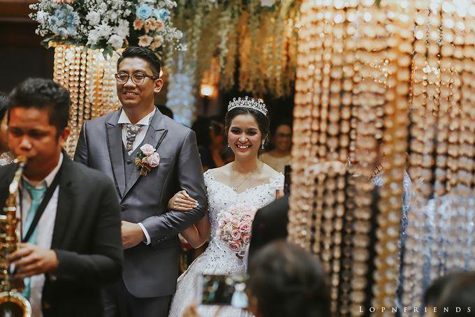 Budi & Ayu Wedding day by lop - 021
