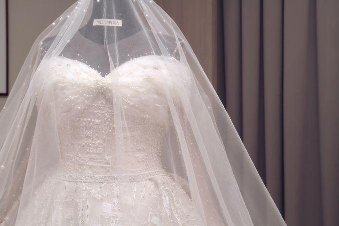 A Royal Wedding of dr. Erwin & dr. Feti by Khayim Beshafa One Stop Wedding - 005