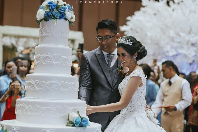 Budi & Ayu Wedding day by lop - 022