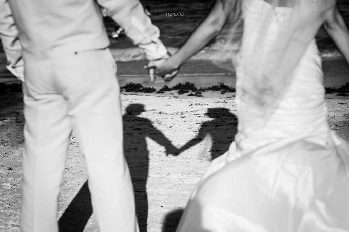 Weddingday Mr & Mrs Balla by Topoto - 005