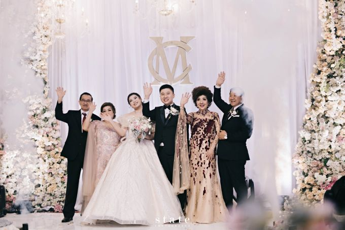 Wedding - Christian & Melly by State Photography - 026