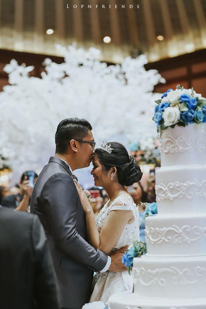 Budi & Ayu Wedding day by lop - 023