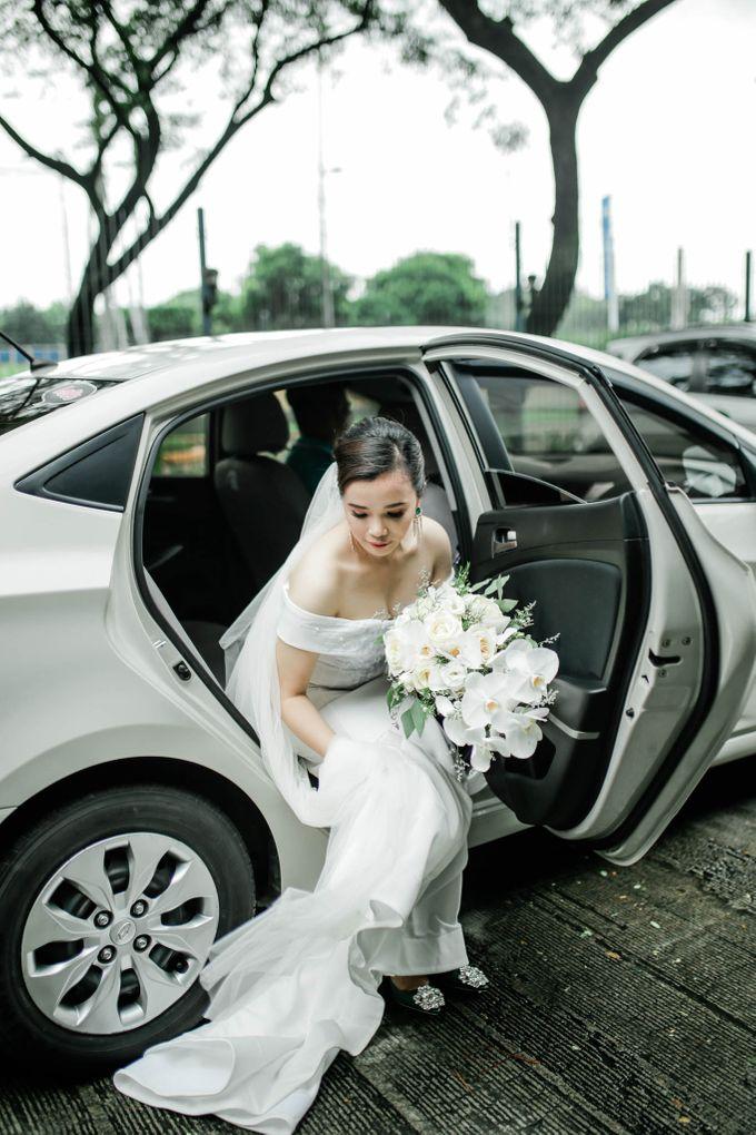A Fresh and Modern Minimalist Iglesia Ni Cristo Wedding by Eye Candy Manila Event Styling Co. - 019