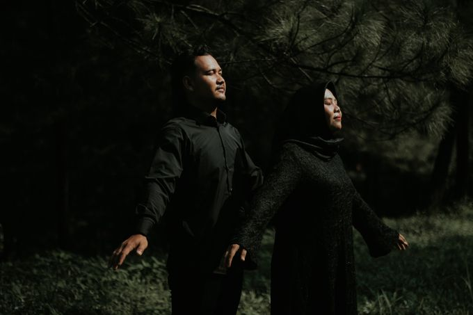 Prewedding Ayu & Amsar by Hyra Story - 001