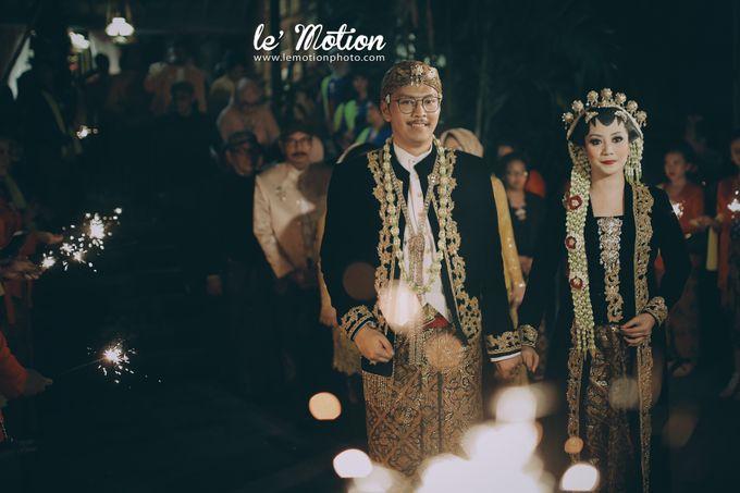 Yayas & Nosa Wedding by Adhyakti Wedding Planner & Organizer - 016