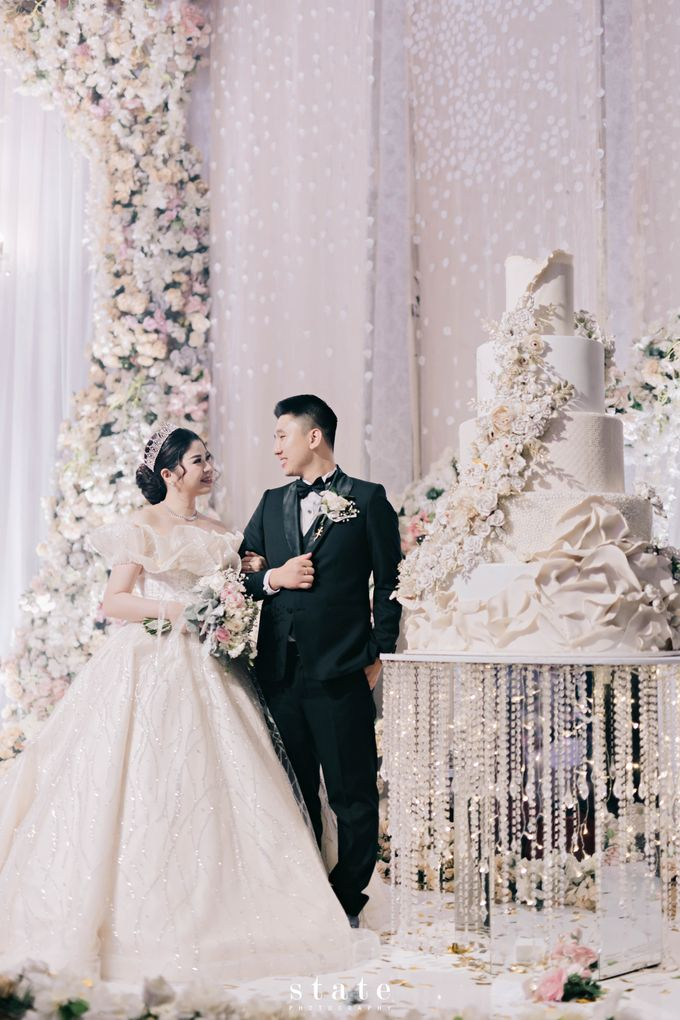 Wedding - Christian & Melly by State Photography - 027