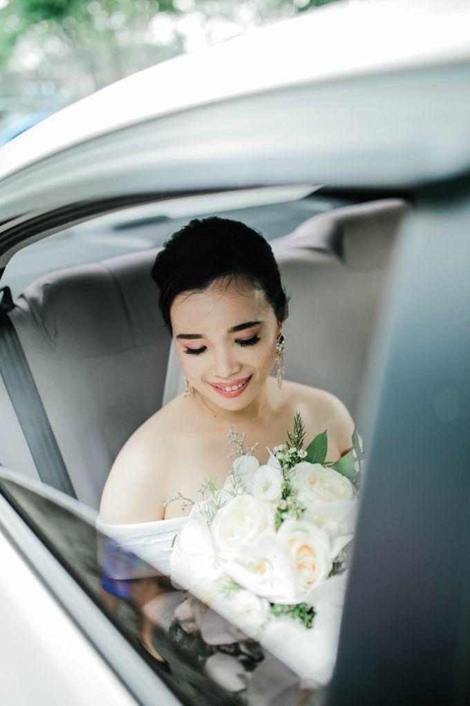 A Fresh and Modern Minimalist Iglesia Ni Cristo Wedding by Eye Candy Manila Event Styling Co. - 020