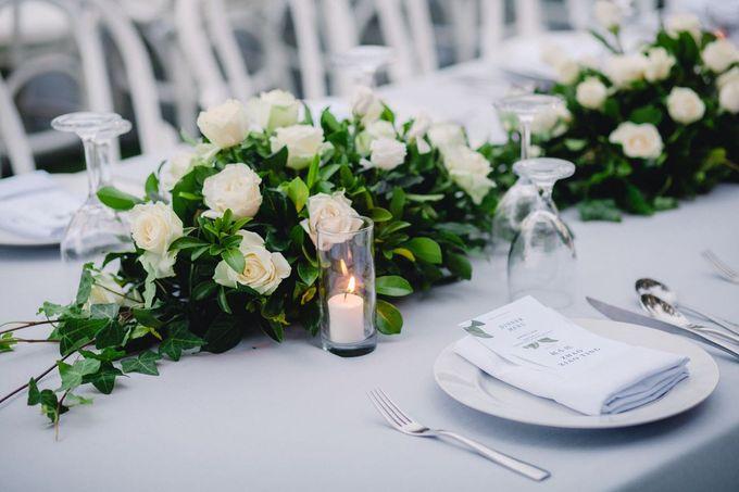 Char & Don Wedding by AMOR ETERNAL BALI WEDDING & EVENTS - 016