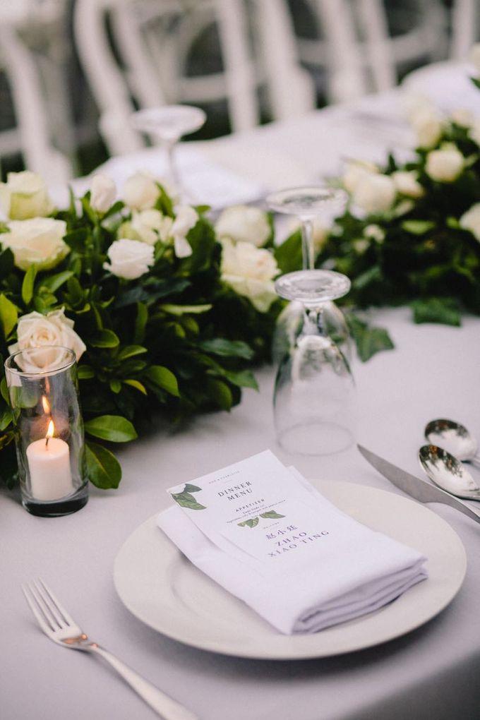Char & Don Wedding by AMOR ETERNAL BALI WEDDING & EVENTS - 017