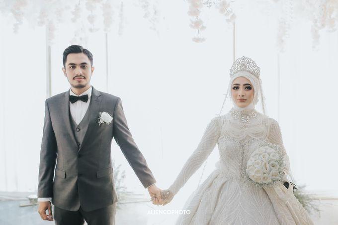 Smesco Convention Hall Wedding of Nadya & Ali by alienco photography - 023