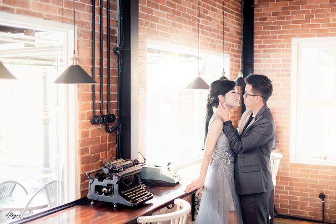 LUSIA & JUN PREWEDDING by ALEGRE Photo & Cinema - 001