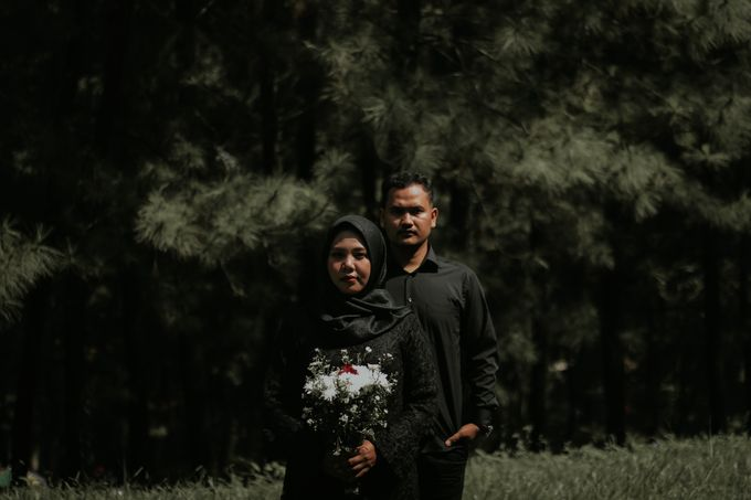 Prewedding Ayu & Amsar by Hyra Story - 002