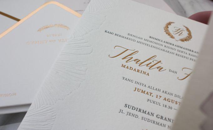 Thalita & Ahmad by The Fine Press - 004