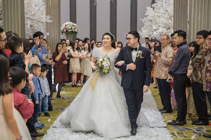 The Wedding of Michael & Livia by Wong Hang Distinguished Tailor - 006