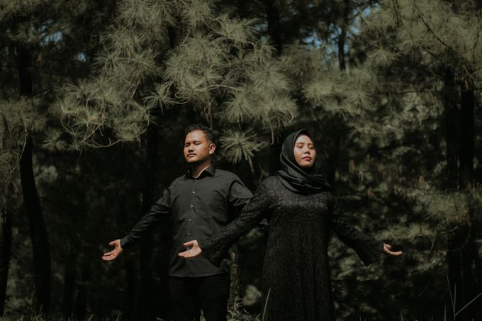 Prewedding Ayu & Amsar by Hyra Story - 003
