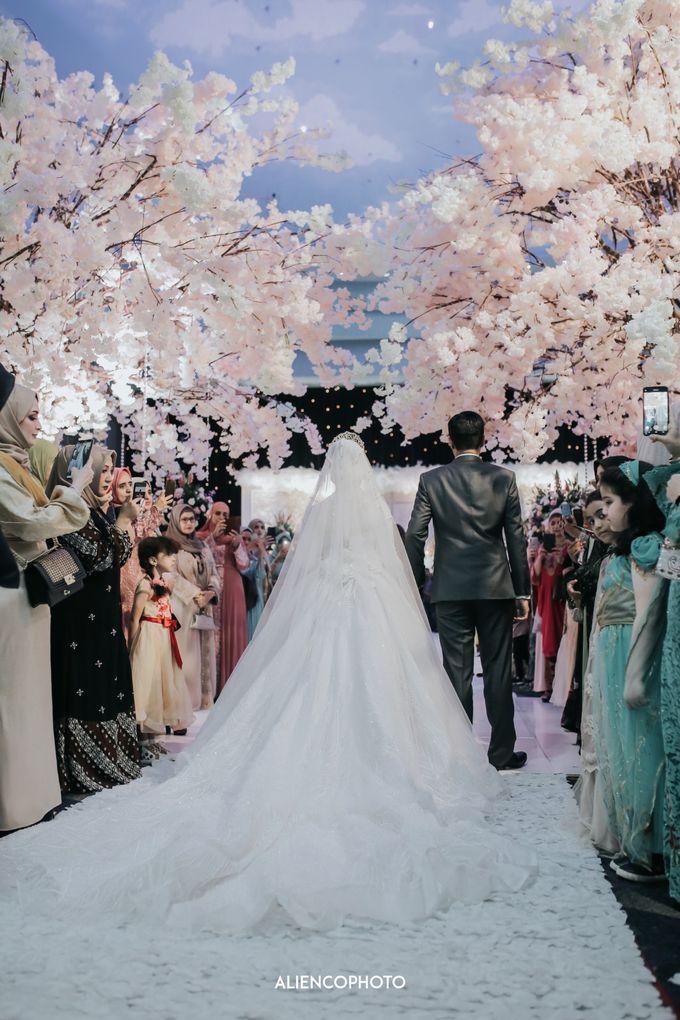 Smesco Convention Hall Wedding of Nadya & Ali by alienco photography - 024