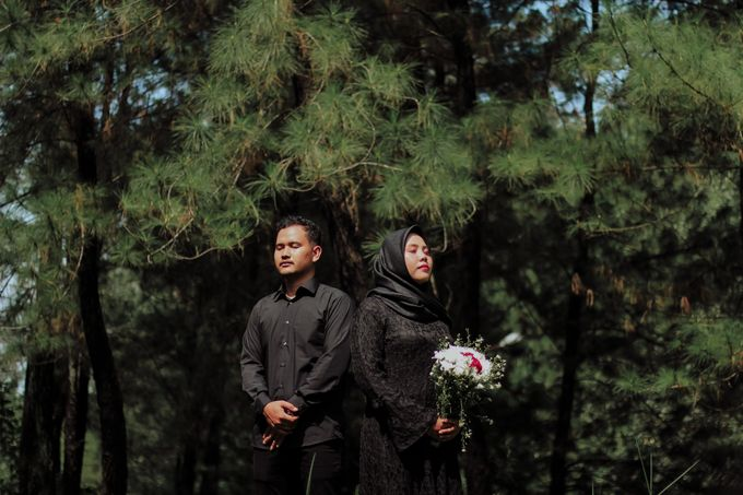 Prewedding Ayu & Amsar by Hyra Story - 004