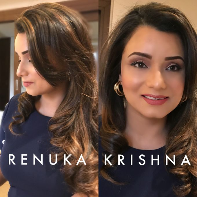 Makeup by Renuka Krishna - 040