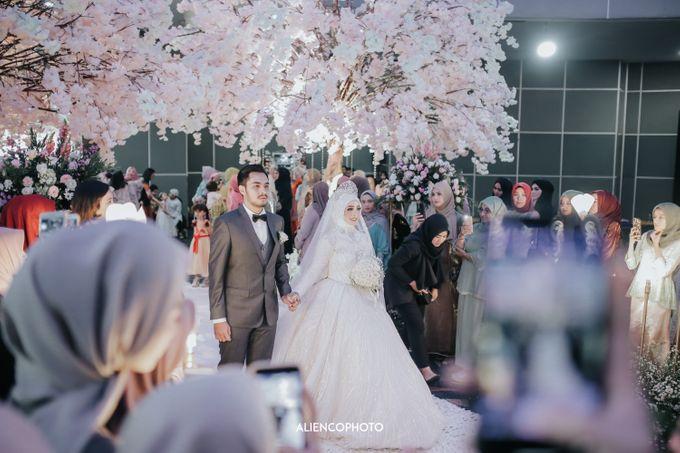 Smesco Convention Hall Wedding of Nadya & Ali by alienco photography - 025