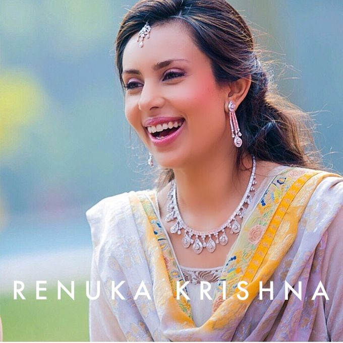 Makeup by Renuka Krishna - 041