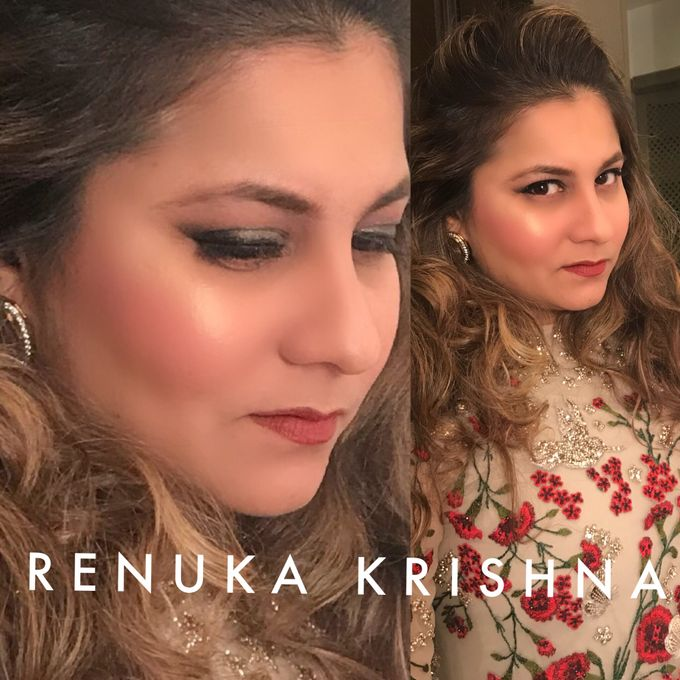 Makeup by Renuka Krishna - 042