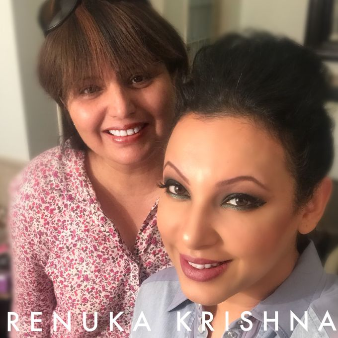 Makeup by Renuka Krishna - 043