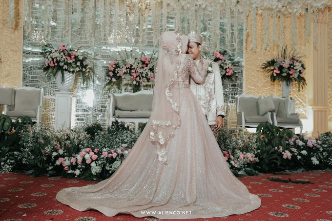 The Wedding Of Shella & Lutfi by alienco photography - 035
