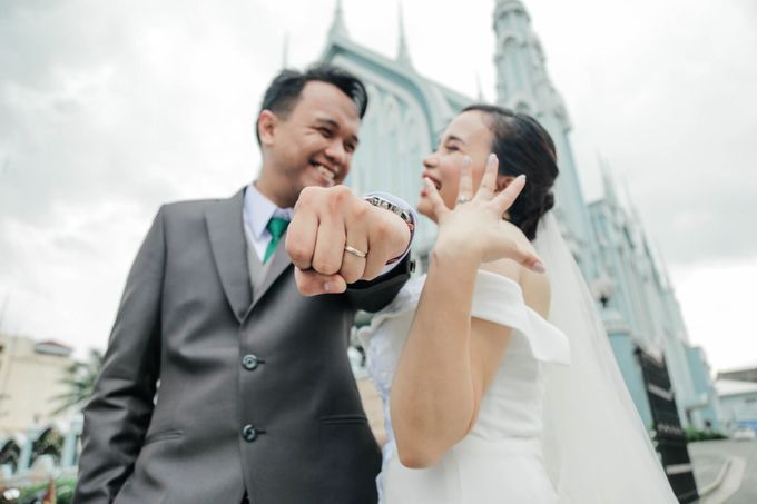 A Fresh and Modern Minimalist Iglesia Ni Cristo Wedding by Eye Candy Manila Event Styling Co. - 041