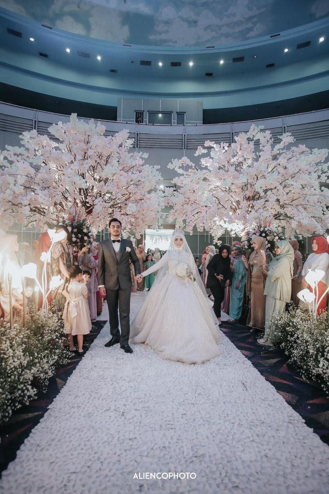 Smesco Convention Hall Wedding of Nadya & Ali by alienco photography - 026