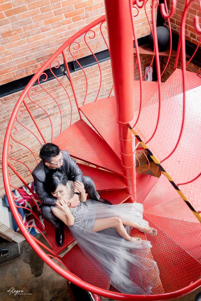 LUSIA & JUN PREWEDDING by ALEGRE Photo & Cinema - 002