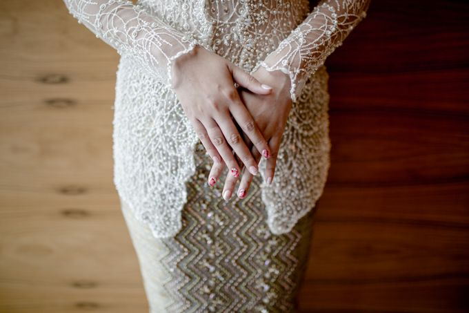 The Wedding of Gwen & Fahmi by Bondan Photoworks - 007