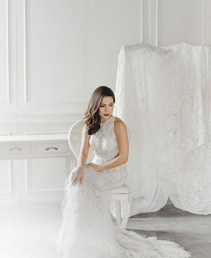 Bridal Hair & Make Up by GLO DAY SPA & SALON BALI - 012