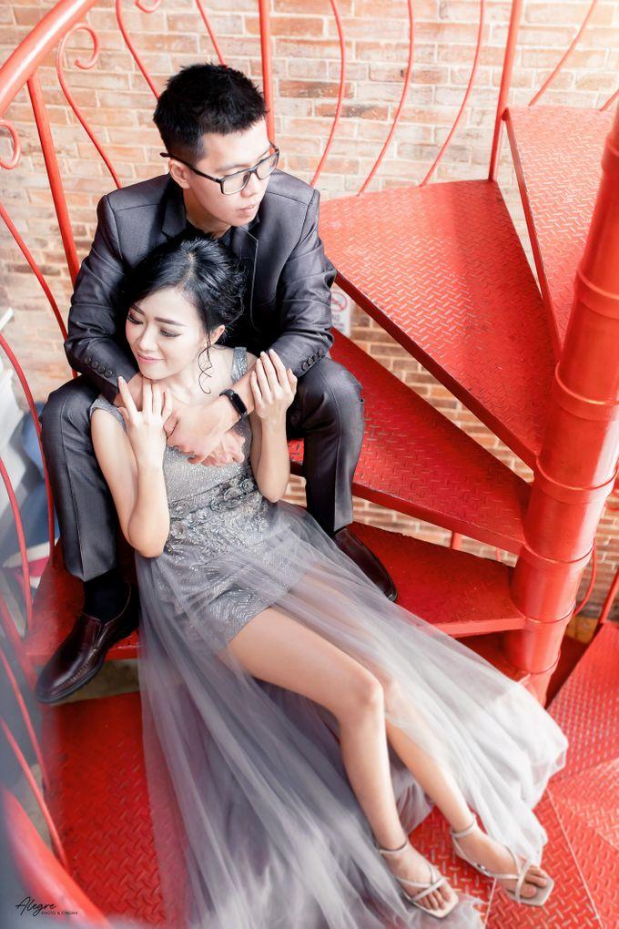 LUSIA & JUN PREWEDDING by ALEGRE Photo & Cinema - 003