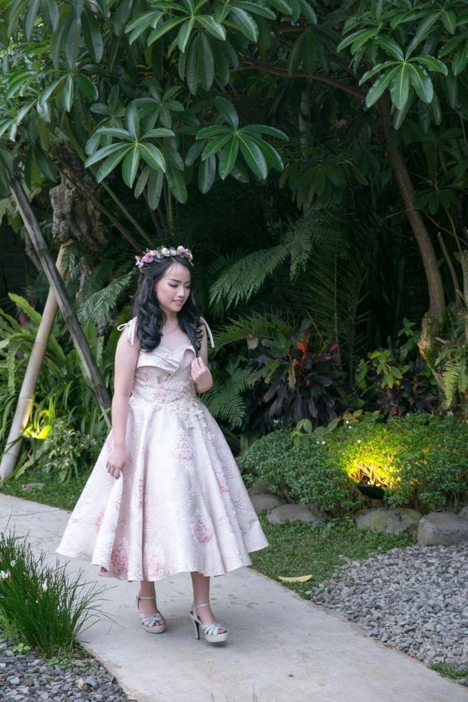 Sweet 17th Gown for Evelyn by Deasy Marlina - 004