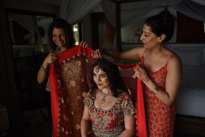Bridal Hair & Make Up by GLO DAY SPA & SALON BALI - 016