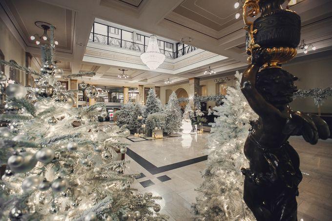 Silver Christmas by Maria German decor - 002