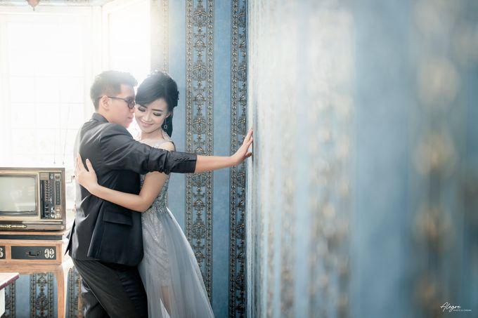 LUSIA & JUN PREWEDDING by ALEGRE Photo & Cinema - 004
