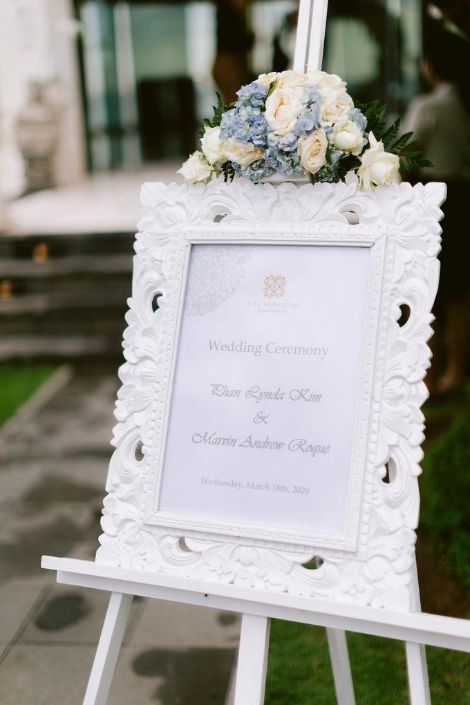 Wedding of Marvin & Lynda by The Seminyak Beach Resort & Spa - 007