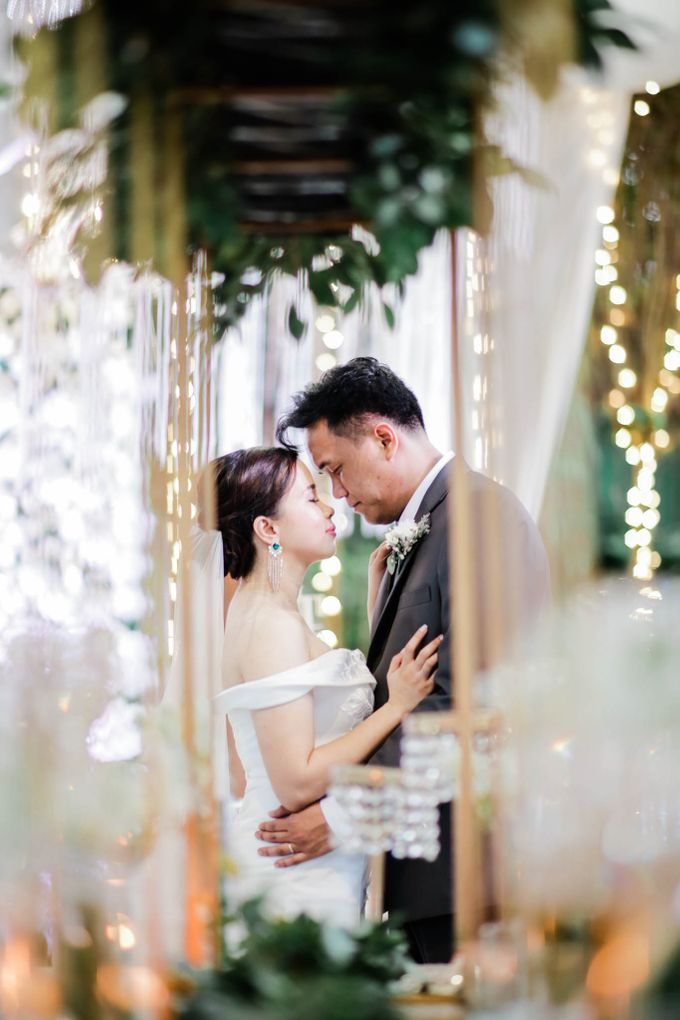 A Fresh and Modern Minimalist Iglesia Ni Cristo Wedding by Eye Candy Manila Event Styling Co. - 043
