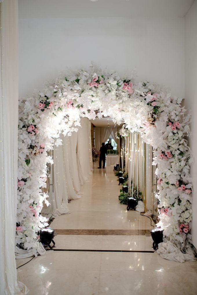 The Wedding of Gwen & Fahmi by Bondan Photoworks - 010
